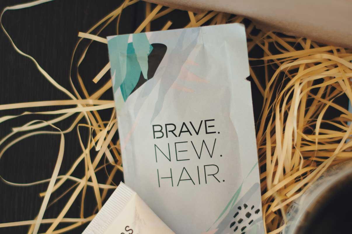 Шампоан Brave New Hair